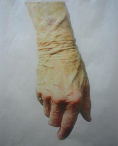 """""""Glove"""" sceen print 2011"""